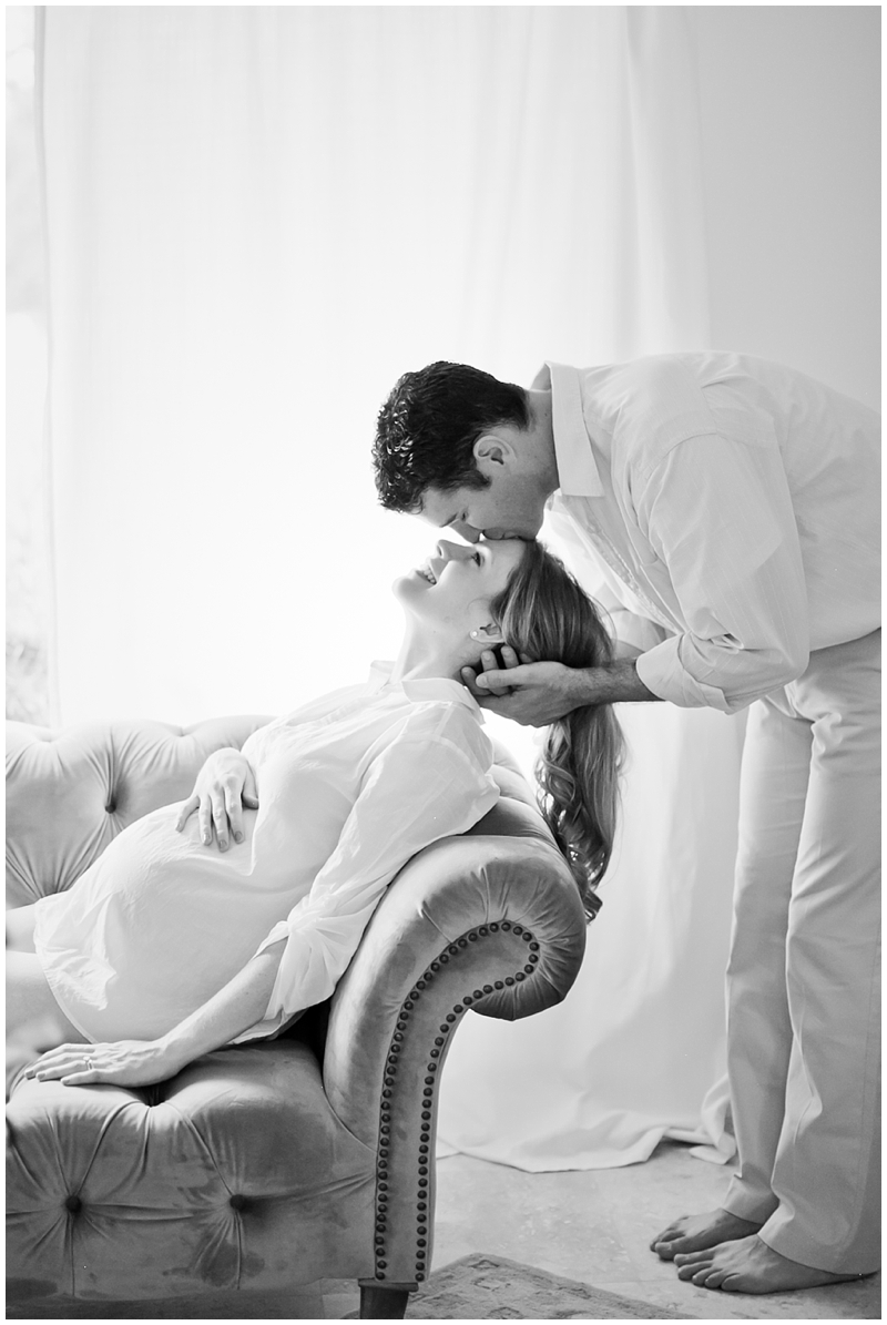 Jupiter Family Maternity Portraits by Chelsea Victoria
