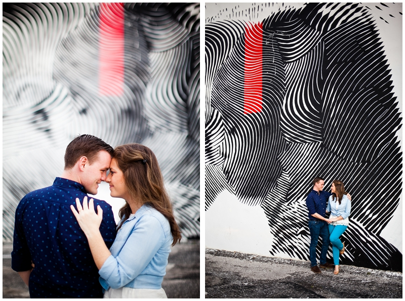 Evernia Coffeehouse, Downtown West Palm Beach Engagement Photography by ChelseaVictoria.com