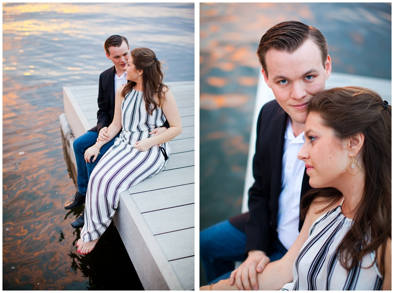 North Palm Beach Island Jetty Engagement Photography by ChelseaVictoria.com