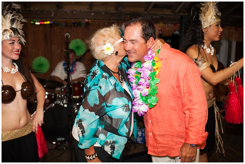 Tropical 50th Birthday Jupiter Civic Center Florida by Chelsea Victoria Photography