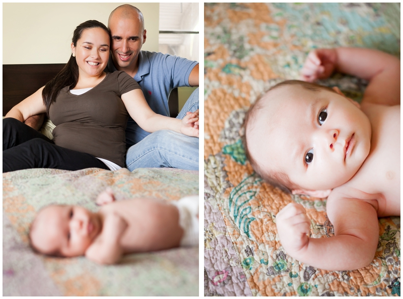 Lifestyle newborn photography by ChelseaVictoria.com
