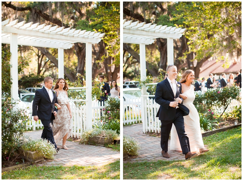 Winterbourne Inn, Jacksonville, Florida Wedding Photography by ChelseaVictoria.com